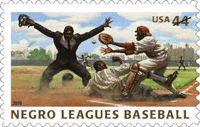 Negro League postage stamp
